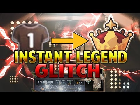 NBA 2K17 Instant Legend Glitch! *NEW* UNLIMITED REP GLITCH! AFTER PATCH 12 MyPARK (XBOX ONE & PS4)