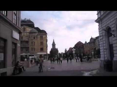 """ROMANIA TRAVEL EP1 """"Let's go to Timișoara"""""""
