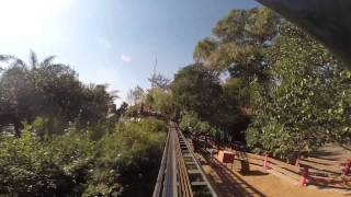 99Seconds.co,za The Runaway Train at Gold Reef City