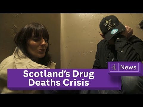 Scotland's drug deaths crisis