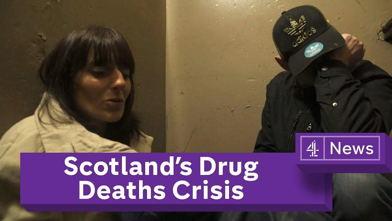 Scotland's drug deaths crisis