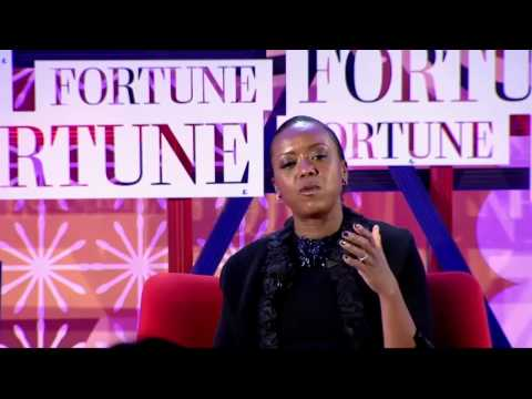 Mellody Hobson discusses discrimination at MPW Next Gen | Fortune
