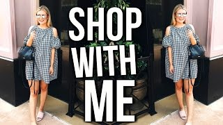 SHOP WITH ME
