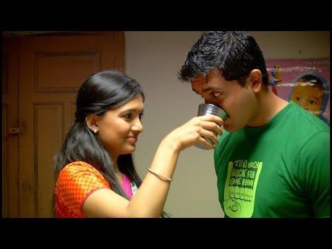 Sakash revisit their wedding night   Best of Deivamagal