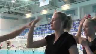 Финал Первенства России по водному поло среди девушек до 17 лет