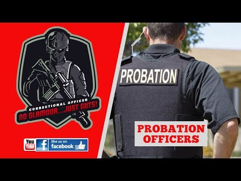 Probation Officers | Corrections Officers