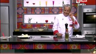 برنامج المطبخ – سمبوسك بالجبن – الشيف يسرى خميس – Al-matbkh