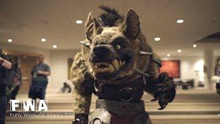 Kiba's Furry Weekend Atlanta 2018 Con Video (FWA 2018)
