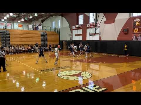 2020 01 28 Kingwood High School (KHS) v Pasadena Dobie High School 9th grade basketball
