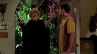Two And A Half Men - Mein Cooler Onkel Charlie - Evelyn's GesichtOP (4. Staffel - Episode 3)