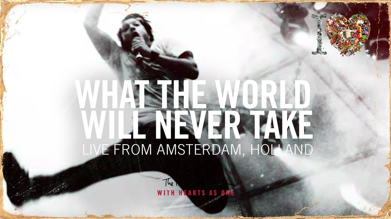 Download What the World Will Never Take - iHeart Revolution - Hillsong UNITED