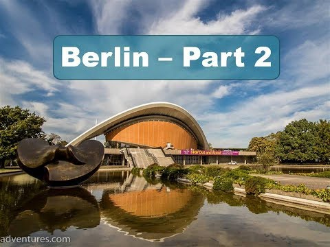 Motorcycle tour around Berlin. Sightseeing from the saddle of my motorcycle - Part 2