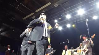 Blues Brothers and Vintage Trouble   Roy Rausch