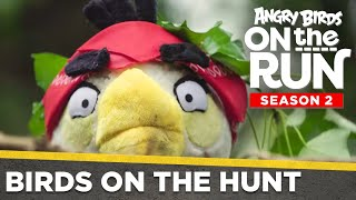 Angry Birds On The Run S2 | Birds On The Hunt - Ep5