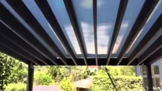 How To Build A Timber Decking With Spa Pool & Screen Pergola Veranda Patio Sail
