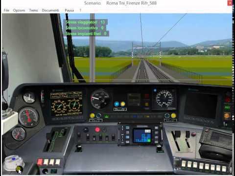 Simulatore Treno 5.01 Guida (quasi) Perfetta!