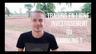 Vlog 1 - PXTR - Trading, investissement ou gambling ?