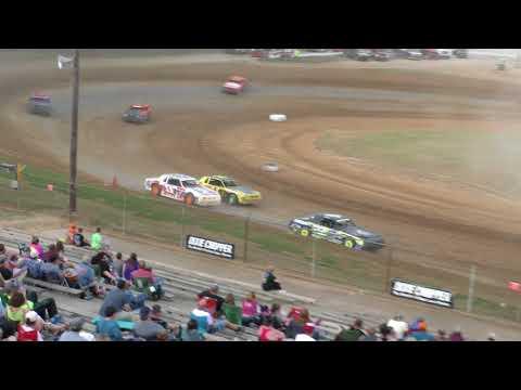 7 28 18 Bailey Hicks Memorial Bomber Heat #4 Lincoln Park Speedway