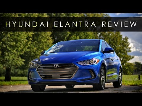 Review | 2017 Hyundai Elantra | Hard to Argue