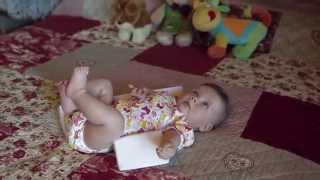 Детская подушка позиционер Babyfix, сон младенца, товары и покупки для новорожденных