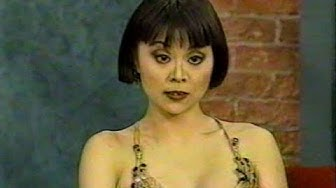 Annabel Chong 5-1-95 daytime TV appearance, World's Biggest champ