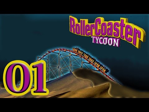 RollerCoaster Tycoon: Deluxe #1 |