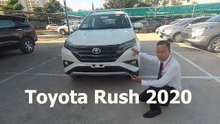 Toyota Rush - Đầu Tiên Đã Về ✅   Review Nhanh  