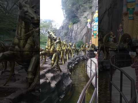 Chad Brihs Travel Video: Batu Caves in Malaysia