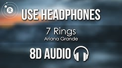 Download 7 rings 8d audio mp3 free and mp4