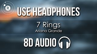 Download Ariana Grande - 7 rings (8D AUDIO) Mp3 and Videos