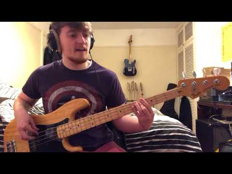 The Rubberband Man - The Spinners (Avengers: Infinity War) (Bass Cover)