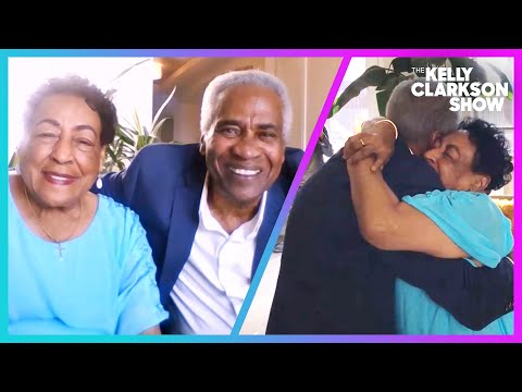 Siblings Reunited After 75 Years Apart