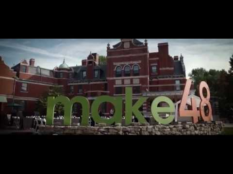 Make48 at the Kansas City Art Institute