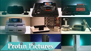 The History Of Video Game Consoles