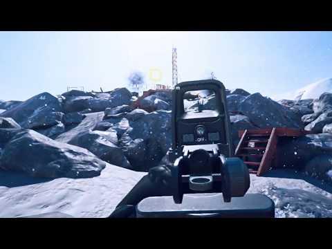 MR NOBODY - ZERO CALIBER VR - FROSTBITE MISSION
