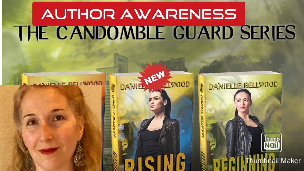 Interviewing Danielle Bellwood | Author Awareness August