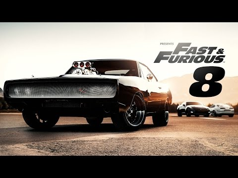 Fast    Furious 8 ALL NEW First Look Clips      Poster