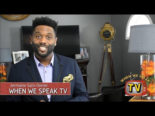 Jazz In The Alley Sponsor: When We Speak TV