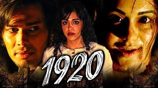 1920 - Blockbuster Bollywood Hindi Horror Movie | Rajneesh Duggal, Adah Sharma, Indraneil | 1920