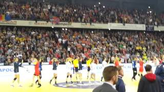 Handball - România învinge Norvegia - Ultimele 20 secunde