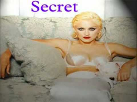 Madonna 5  Secret Acapella  Alternate Lead Vox