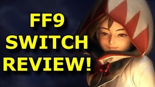 Final Fantasy 9 on Nintendo Switch Review! Worth the High Price?