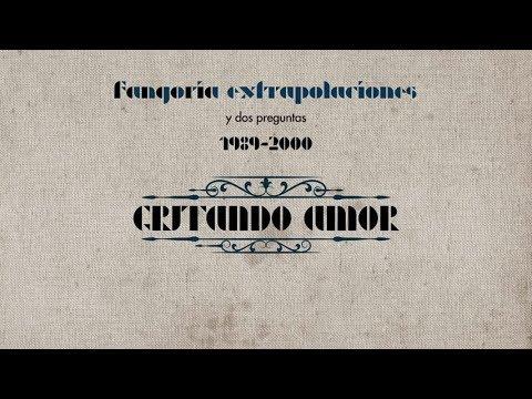 Fangoria - Gritando amor (Lyric Video)