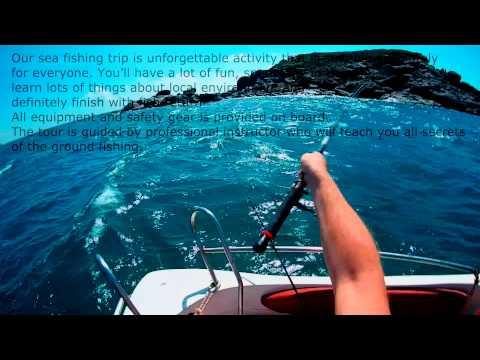 морская рыбалка в муйне