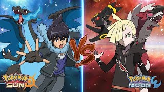 Pokemon Sun and Moon: Alain Vs Gladion (Gladion Team Prediction)