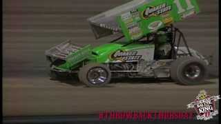 #ThrowbackThursday: World of Outlaws Sprint Cars 2002 The Dirt Track at Las Vegas