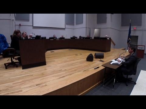Superintendent Interviews Live Stream - Day 1