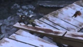 The best anime fight! Sword of the Stranger! HD 720p