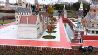 Trip to Brussels (Belgium) 2014 - Mini-Europe - Atomium Part 1