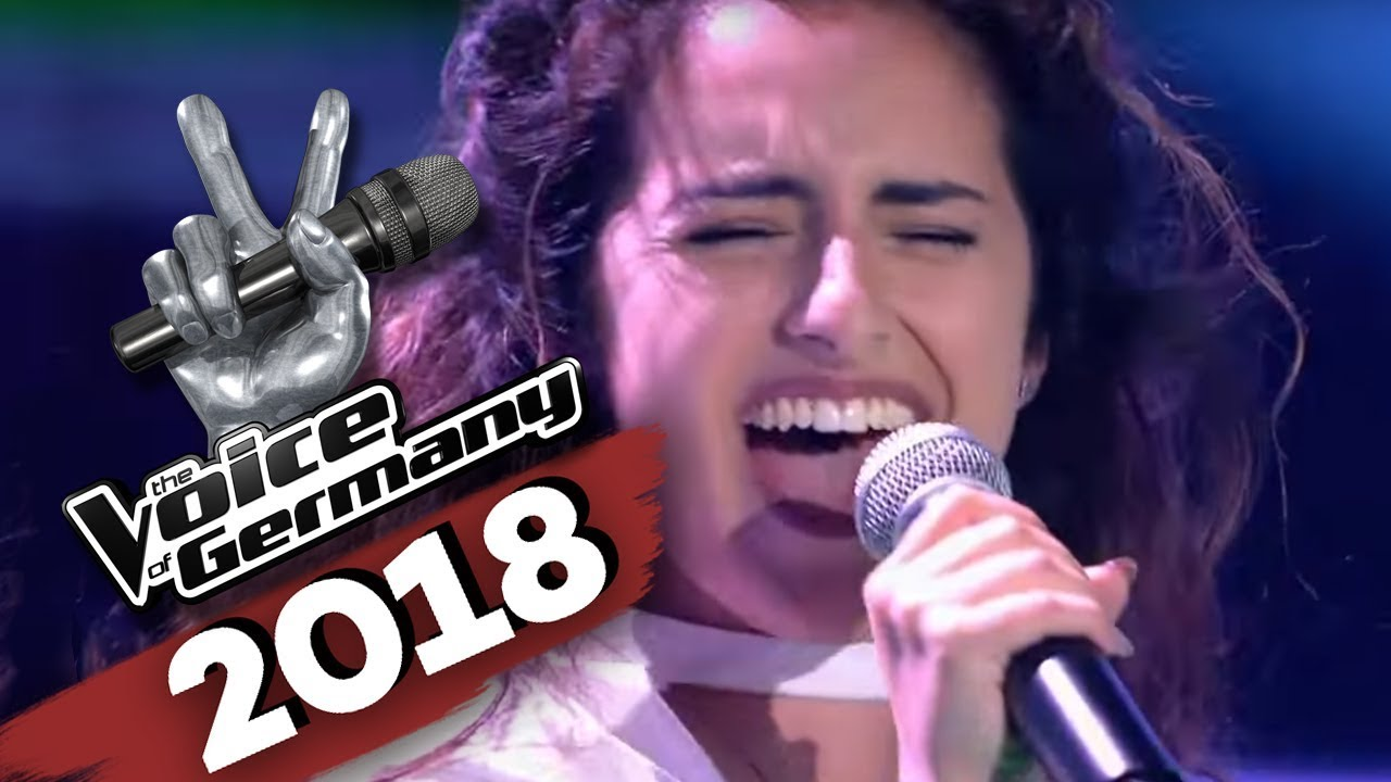 Zedd, Maren Morris & Grey - The Middle (Maria Pasqua Casti) | The Voice of Germany  | Blind Audi